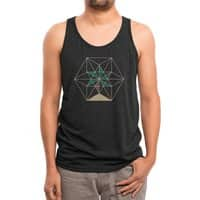 Isotropics - mens-triblend-tank - small view