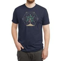 Isotropics - mens-triblend-tee - small view