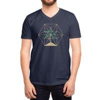 Isotropics - vneck - small view