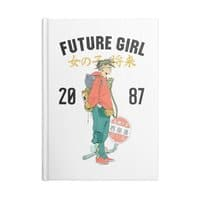 Future Girl - notebook - small view
