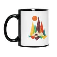 Great Outdoors - black-mug - small view