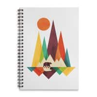 Great Outdoors - spiral-notebook - small view