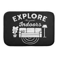 The Great Indoors - bath-mat - small view