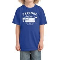 The Great Indoors - kids-tee - small view