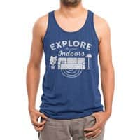 The Great Indoors - mens-triblend-tank - small view