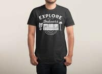 The Great Indoors - mens-triblend-tee - small view