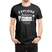 The Great Indoors - mens-regular-tee - small view
