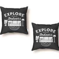 The Great Indoors - throw-pillow - small view