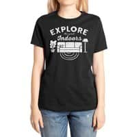 The Great Indoors - womens-extra-soft-tee - small view