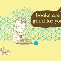 Books Are Good For You - small view
