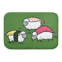 Susheep! - bath-mat - small view