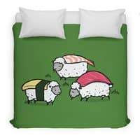Susheep! - duvet-cover - small view