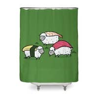 Susheep! - shower-curtain - small view