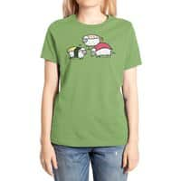 Susheep! - womens-extra-soft-tee - small view