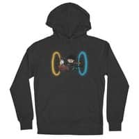 Harry Portal - unisex-lightweight-pullover-hoody - small view