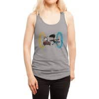 Harry Portal - womens-racerback-tank - small view