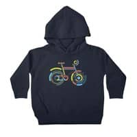 Bicyrcle - toddler-pullover-hoody - small view