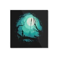 After Cosmic War - square-mounted-acrylic-print - small view