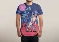 Space Cat - mens-sublimated-tee - small view