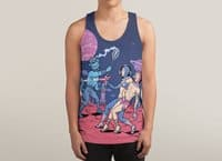 Space Cat - sublimated-tank - small view
