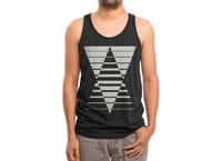 Close Encounters - mens-triblend-tank - small view