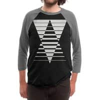 Close Encounters - triblend-34-sleeve-raglan-tee - small view