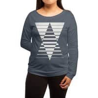 Close Encounters - womens-long-sleeve-terry-scoop - small view