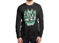 A Sheer Winter Dawn - mens-long-sleeve-tee - small view