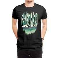 A Sheer Winter Dawn - mens-regular-tee - small view