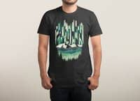 A Sheer Winter Dawn - mens-triblend-tee - small view