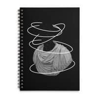 Halos - spiral-notebook - small view