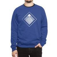 Layered Stripes - crew-sweatshirt - small view