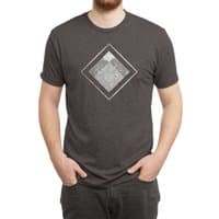 Layered Stripes - mens-triblend-tee - small view