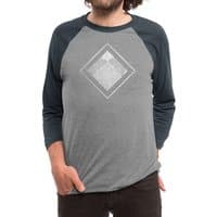 Layered Stripes - triblend-34-sleeve-raglan-tee - small view