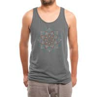 L.O.T.U.S. - mens-triblend-tank - small view