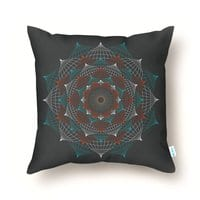 L.O.T.U.S. - throw-pillow - small view