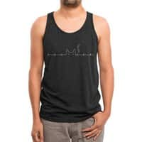 Cat Lover - mens-triblend-tank - small view