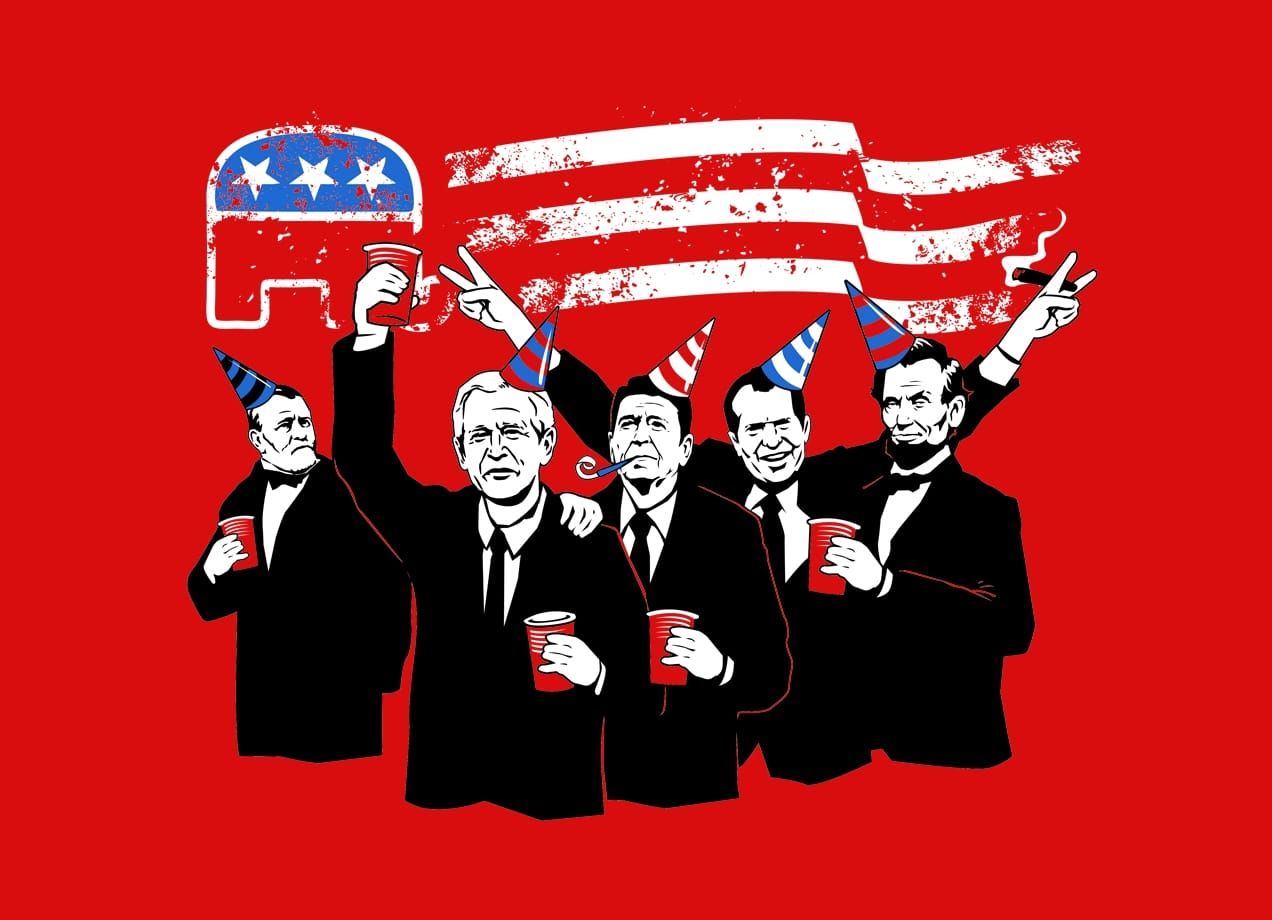 which groups of voters support the republican party and why However there are still women who support gun rights, a pressure group who votes democrat, why do men vote vote more for the republican party.