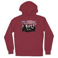 The Republican Party - unisex-lightweight-pullover-hoody - small view