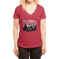 The Republican Party - womens-deep-v-neck - small view