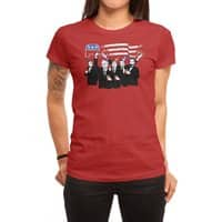 The Republican Party - womens-regular-tee - small view