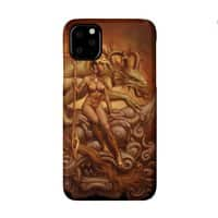 Dragon Priestess - perfect-fit-phone-case - small view