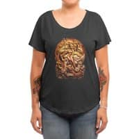 Dragon Priestess - womens-dolman - small view