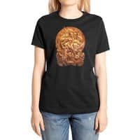 Dragon Priestess - womens-extra-soft-tee - small view