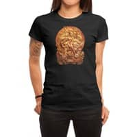 Dragon Priestess - womens-regular-tee - small view