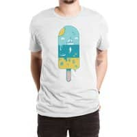Melted Landscape - mens-extra-soft-tee - small view