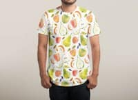Apples and pears - mens-sublimated-tee - small view