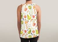 Apples and pears - sublimated-tank - small view