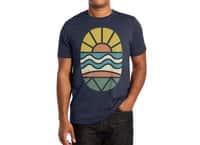 Let's Go Surfing - mens-extra-soft-tee - small view