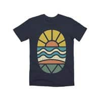 Let's Go Surfing - mens-premium-tee - small view